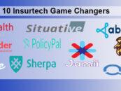10 Insurtech Game Changers