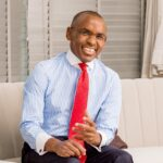Peter Ndegwa, CEO of Safaricom,