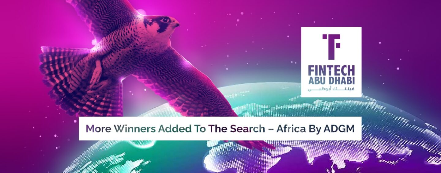 More Winners Added to The Search Africa by ADGM