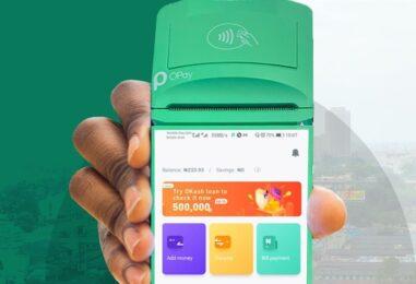 Africa's Newest Unicorn OPay Raises US$400 Million From SoftBank